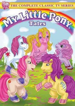 My little pony tales the complete series cover image