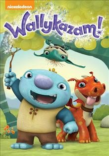 Wallykazam! cover image