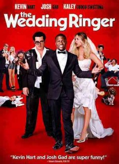 The wedding ringer cover image