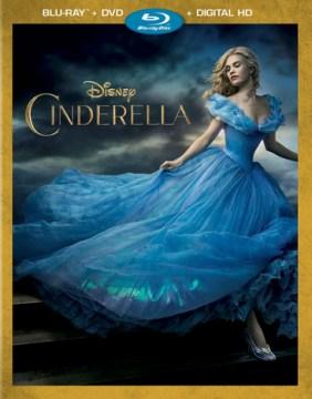 Cinderella [Blu-ray + DVD combo] cover image