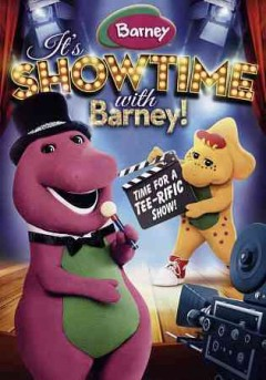 It's showtime with Barney cover image
