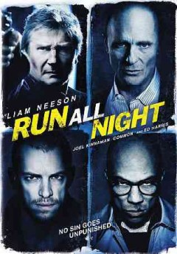 Run all night cover image
