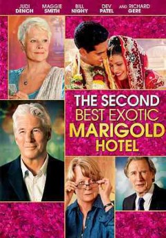The second best exotic Marigold Hotel cover image