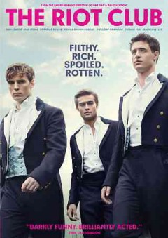 The riot club cover image