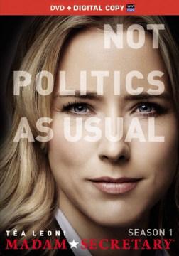 Madam Secretary. Season 1 cover image