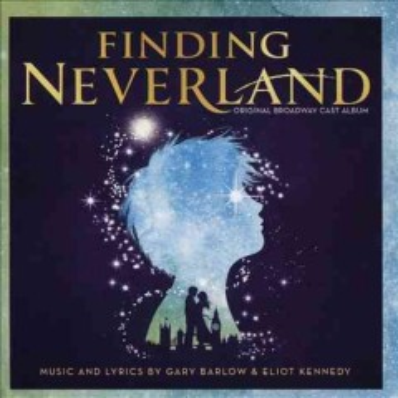 Finding Neverland original Broadway cast album cover image