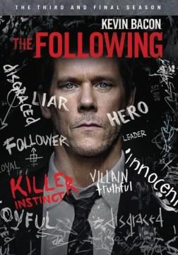 The following. Season 3 cover image