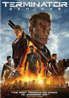 Terminator genisys cover image