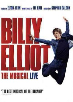 Billy Elliot the musical live cover image