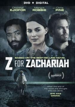 Z for Zachariah cover image