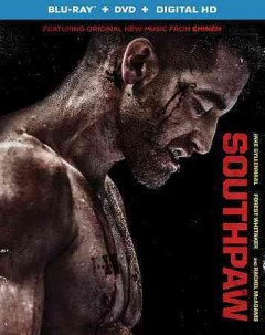 Southpaw [Blu-ray + DVD combo] cover image