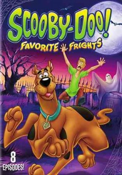 Scooby-Doo! favorite frights cover image