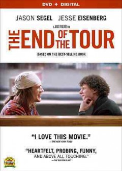 The end of the tour cover image