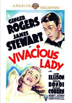 Vivacious lady cover image