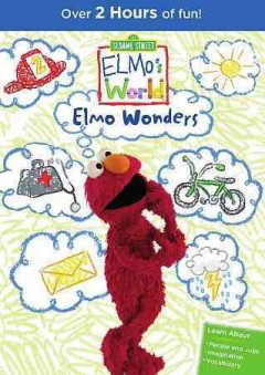 Elmo wonders cover image
