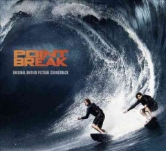Point break original motion picture soundtrack cover image