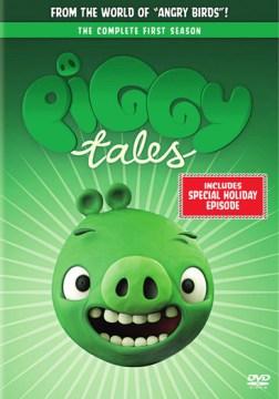 Piggy tales. Season 1 cover image