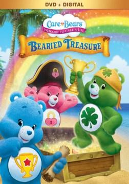 Care bears. Bearied treasure cover image