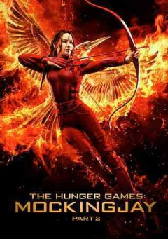 The Hunger Games. Mockingjay. Part 2 cover image