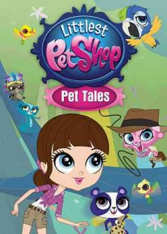 Pet tales cover image