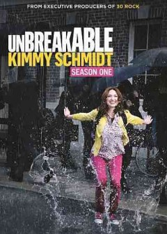 Unbreakable Kimmy Schmidt. Season 1 cover image