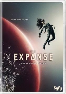 The expanse. Season 1 cover image
