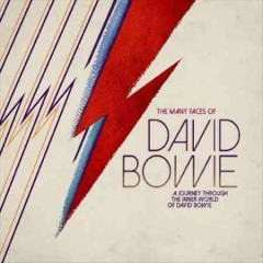 The many faces of David Bowie a journey through the inner world of David Bowie cover image