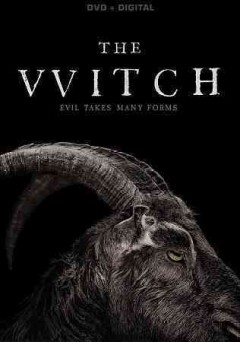 The witch cover image