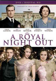 A royal night out cover image
