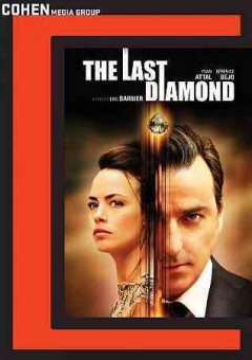 The last diamond cover image