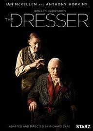 The dresser cover image