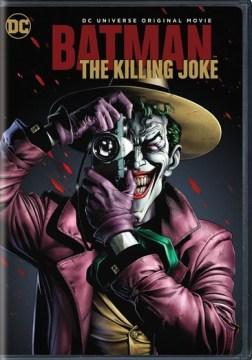 Batman, the killing joke cover image