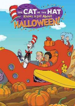 The Cat in the Hat knows a lot about. Halloween! cover image