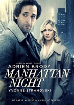 Manhattan night cover image