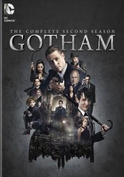 Gotham. Season 2 cover image
