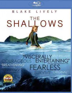 The shallows cover image