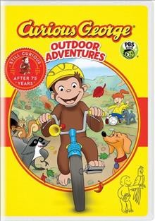 Curious George. Outdoor adventures cover image