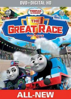 The great race the movie cover image