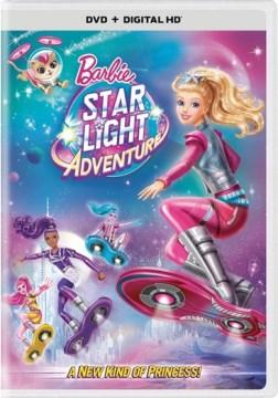Barbie, star light adventure cover image