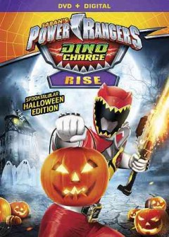 Power Rangers dino charge. Volume 4, Rise cover image