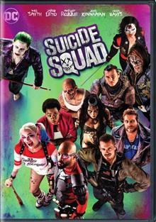 Suicide Squad cover image