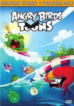 Angry birds toons. Season three, volume one cover image