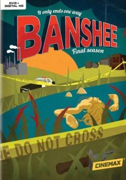 Banshee. Season 4 cover image