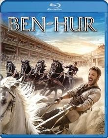 Ben-Hur [Blu-ray + DVD combo] cover image