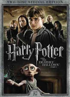 Harry Potter and the Deathly Hallows. Part 1 cover image