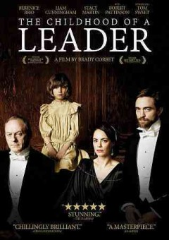 The childhood of a leader cover image