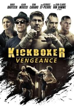 Kickboxer. Vengeance cover image