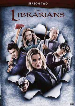 The librarians. Season 2 cover image