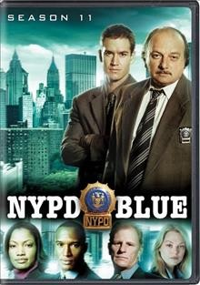 NYPD blue. Season 11 cover image