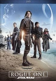 Rogue One a Star Wars story cover image